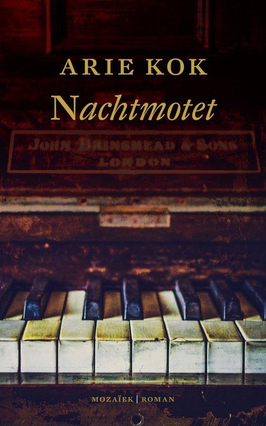 Boek cover Nachtmotet van Arie Kok (Onbekend)