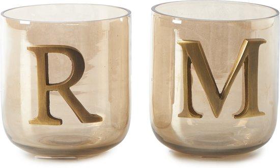 Beroemd bol.com | Riviera Maison - RM Letter Votive Set #BJ73