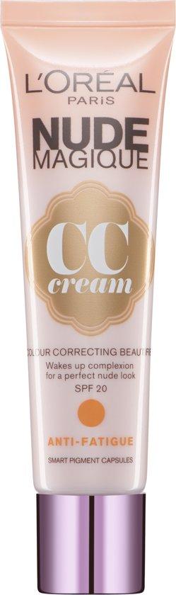 L'Oréal Paris Nude Magique - Anti Fatique - 30 ml - CC Cream
