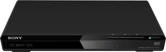 Sony DVP-SR170 - DVD-speler met SCART