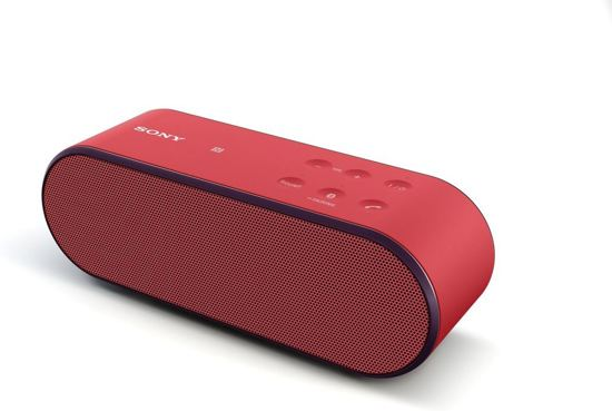 Sony SRSX2 Speaker Red in Rijmenam
