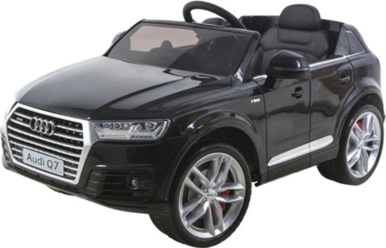Bol Com Audi Q7 Zwart Met Afstandsbediening Elektrische Kinder