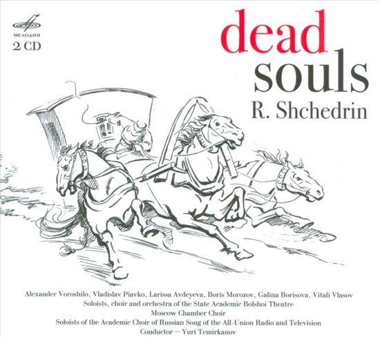 Dead Souls, Operatic Scenes After T