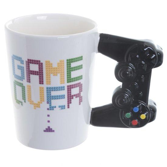 Game over mok. Must have voor de echte gamer.