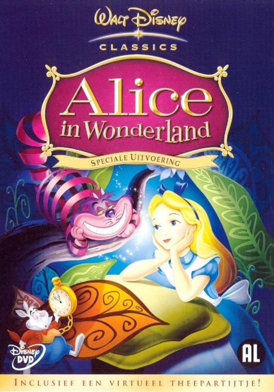 Citaten Uit Alice In Wonderland : Bol alice in wonderland special edition