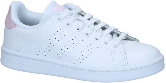 adidas Advantage Dames Sneakers - Ftwr White/Light Granite - Maat 42