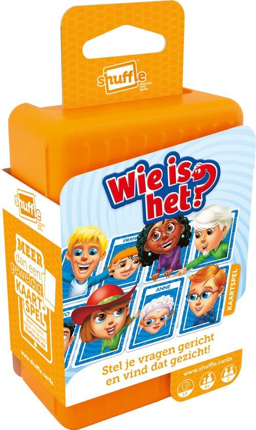 Afbeelding van het spel Wie Is het? - Kaartspel