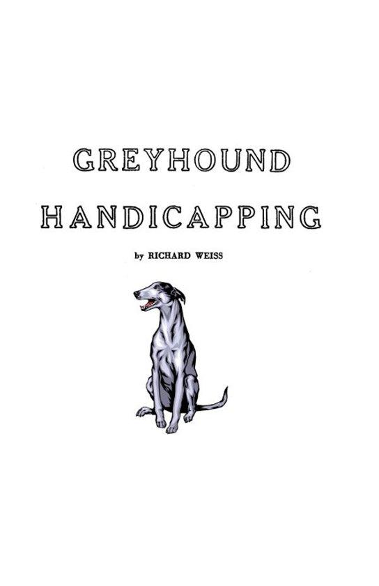 Greyhound Handicapping