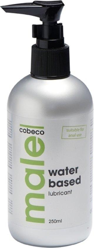 MALE Cobeco Glijmiddel op waterbasis 250ml