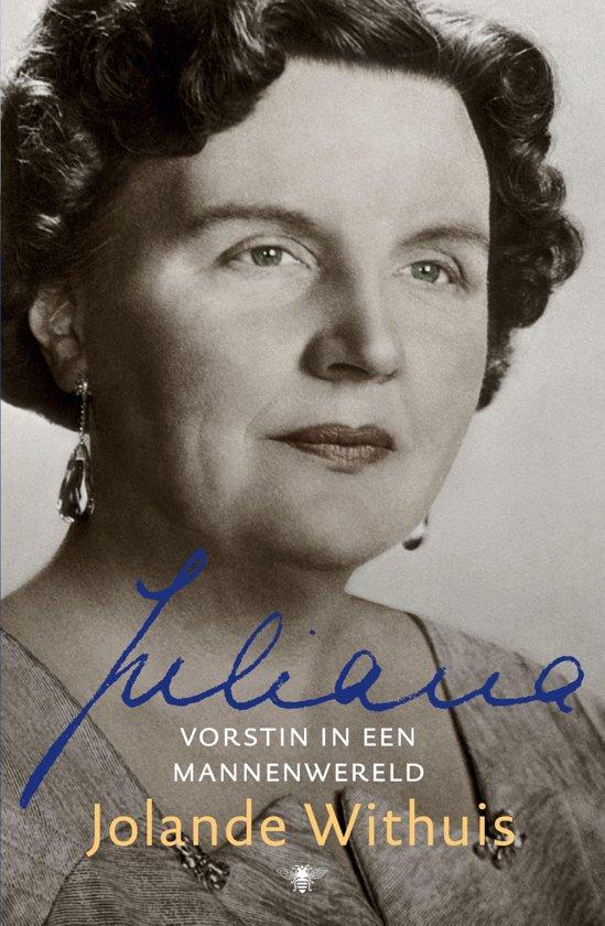Boek cover Juliana van Jolande Withuis (Hardcover)