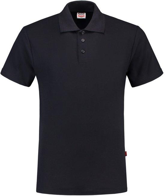 Tricorp Poloshirt 100% katoen - Casual - 201007 - Navy - maat 3XL