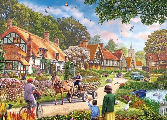 Rural Life - Steve Crisp (1000)