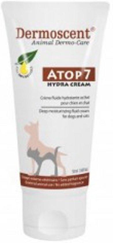 Dermoscent Atop 7 Hydra Cream voor hond en kat - 50 ml