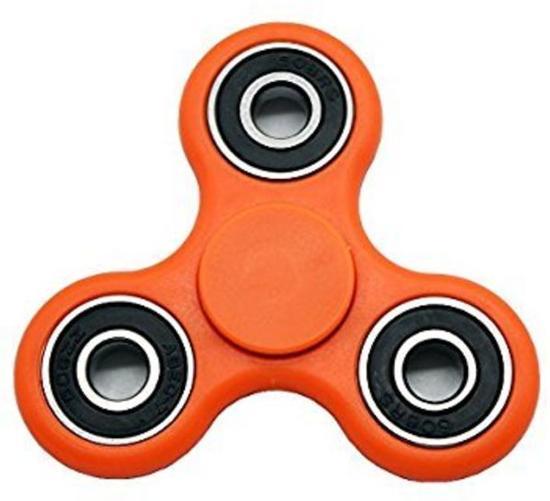 Fidget spinner Rood | Hand spinner | Anti-stress | Verslavende gadget