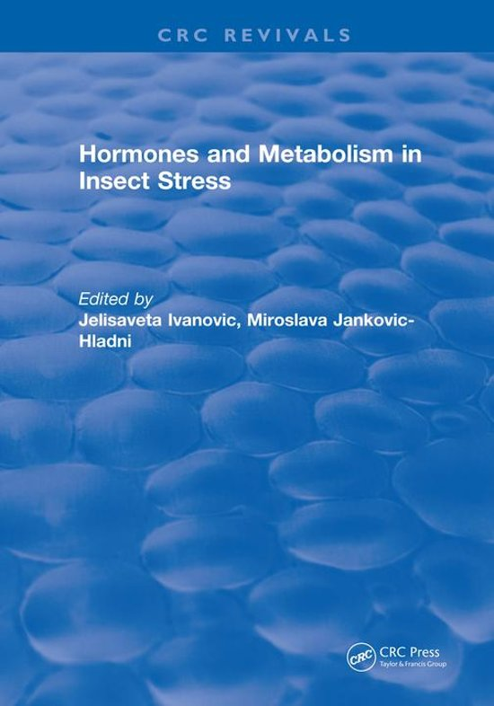 Hormones and Metabolism in Insect Stress