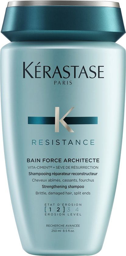 Kerastase - Résistance Bain Force Architecte - 250ml - Shampoo