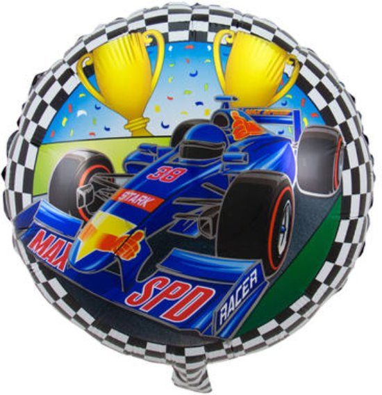 Formule 1 FolieBallon - 18in/45cm