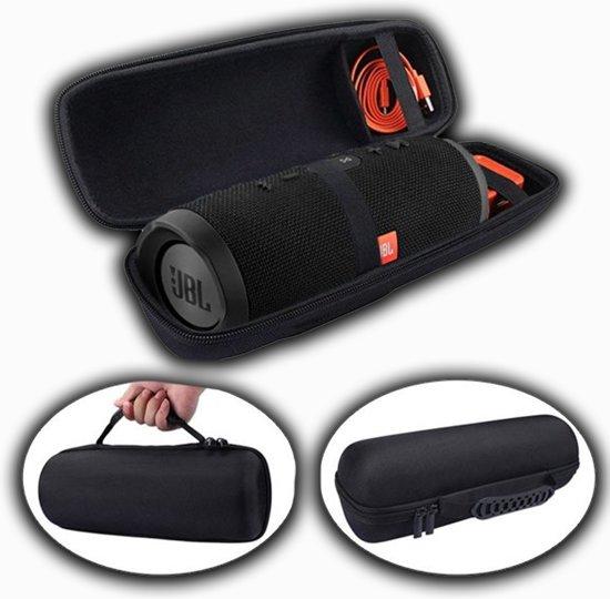 Jbl Opberghoes voor Charge / Pulse - Zwart - Met extra vakje voor adapter en draagkoord - Jouwtech