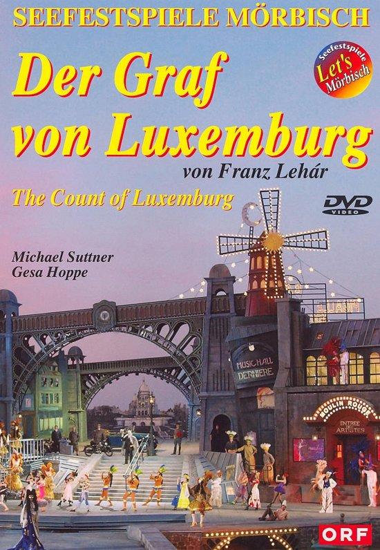 Franz Lehár: Der Graf von Luxembourg [DVD Video]