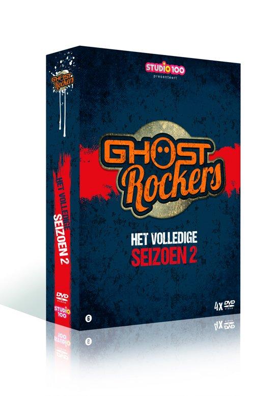 Ghost Rockers Het Volledige Seizoen 2