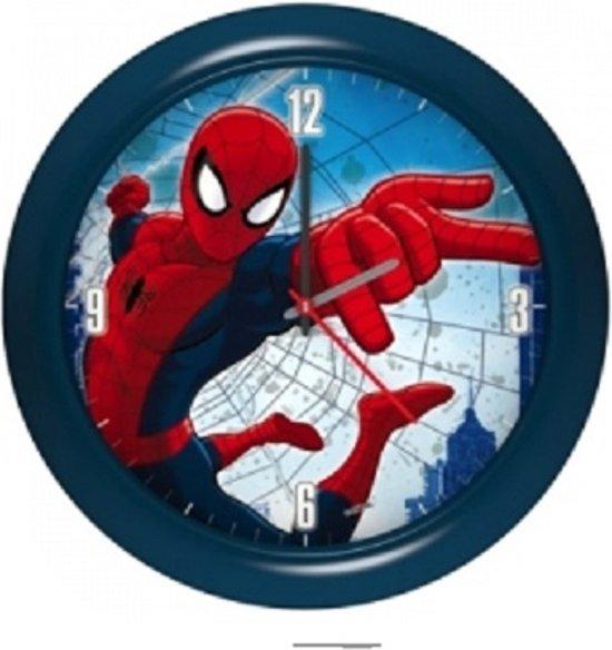 Spiderman klok ultimate