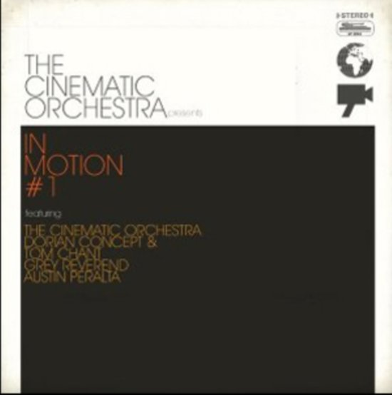 Various Artists - The Cinematic Orchestra Presents In