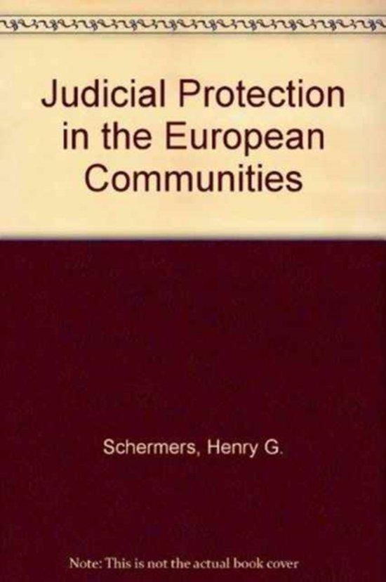 Juridical protection europ.communitie
