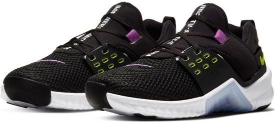 Nike Free X Metcon 2 Zwart/Bright Cactus Maat: 45