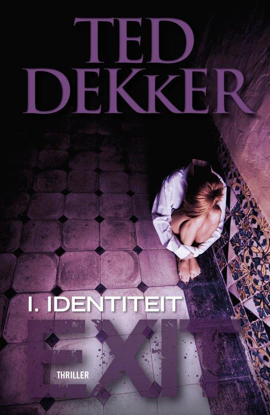 Boek cover Identiteit van Ted Dekker (Onbekend)