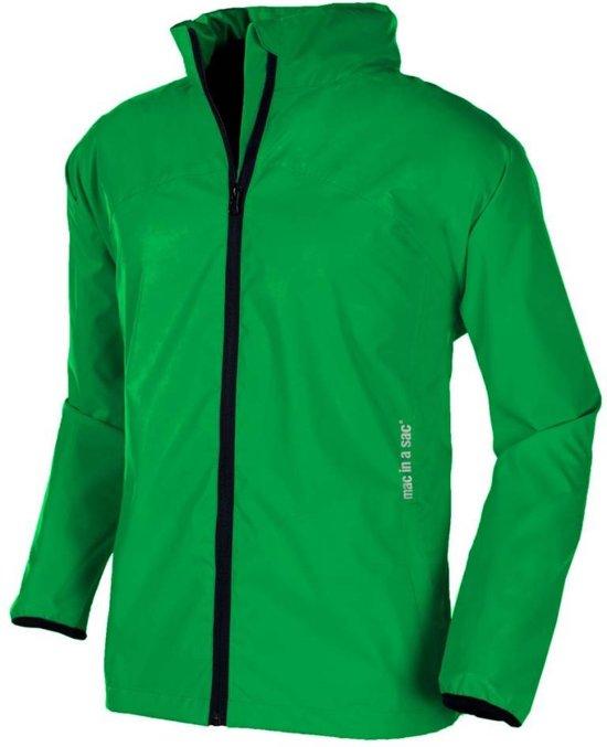 Mac in a Sac  - Regenjas - Volwassenen - XS - Fern Green