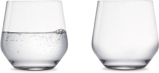 Water/whisky glas - 4 stuks - VIVO by Villeroy & Boch Group