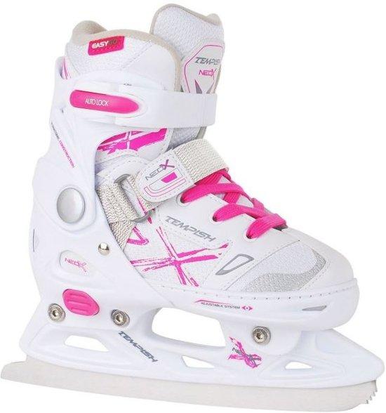 Tempish Skate/Schaats combo verstelbaar NEO-X DUO Girl Wit/Roze 29-32