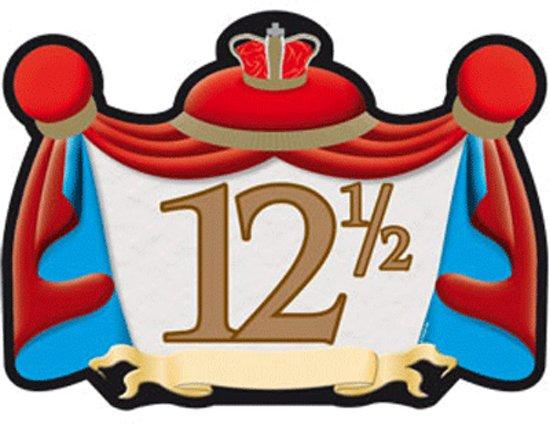 12 5 jaar jubileum bol.| Jubileum huldebord 12,5 jaar, Folat | Speelgoed 12 5 jaar jubileum