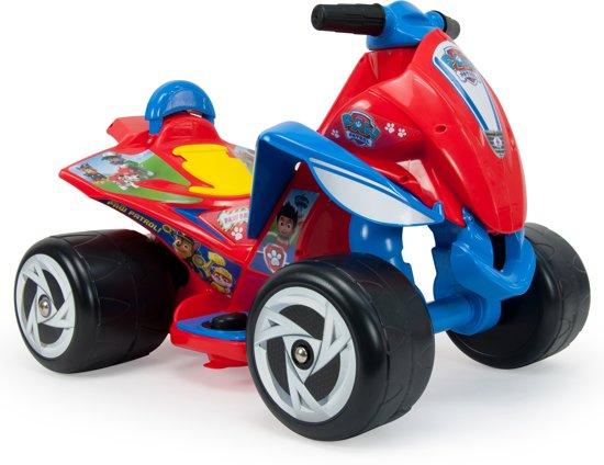 Kinderfahrzeuge Paw Patrol Quad elektrisch  6V   65 cm