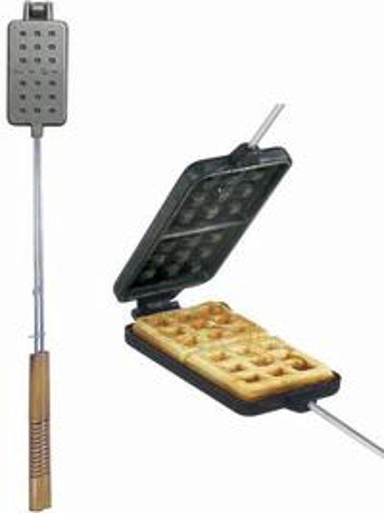 Rome Cookware Waffle Iron 1405 - Cast Iron - Wafelijzer