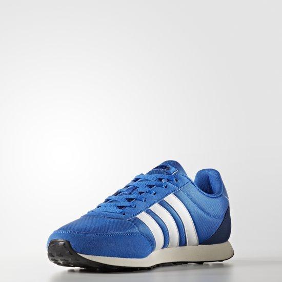adidas Sneakers Heren V Racer 2.0 Maat 8 blue