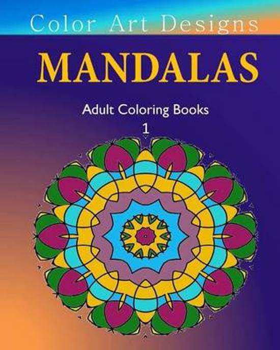 Bolcom Mandalas Color Art Designs 9781537485843 Boeken