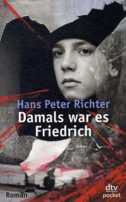 cover Damals war es Friedrich
