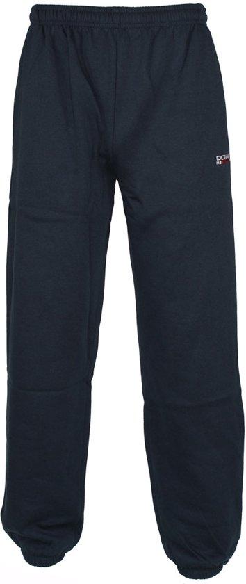 Donnay - Joggingbroek met cuff - Mannen - Maat M - Donker Blauw