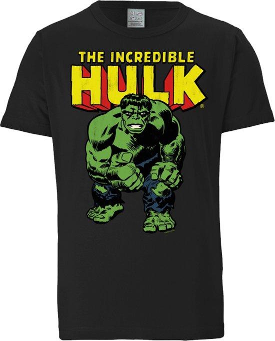 Logoshirt T-Shirt Hulk - Marvel - The Incredible