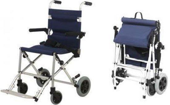 Transportrolstoel Travel Chair - opvouwbaar tot 90 kg
