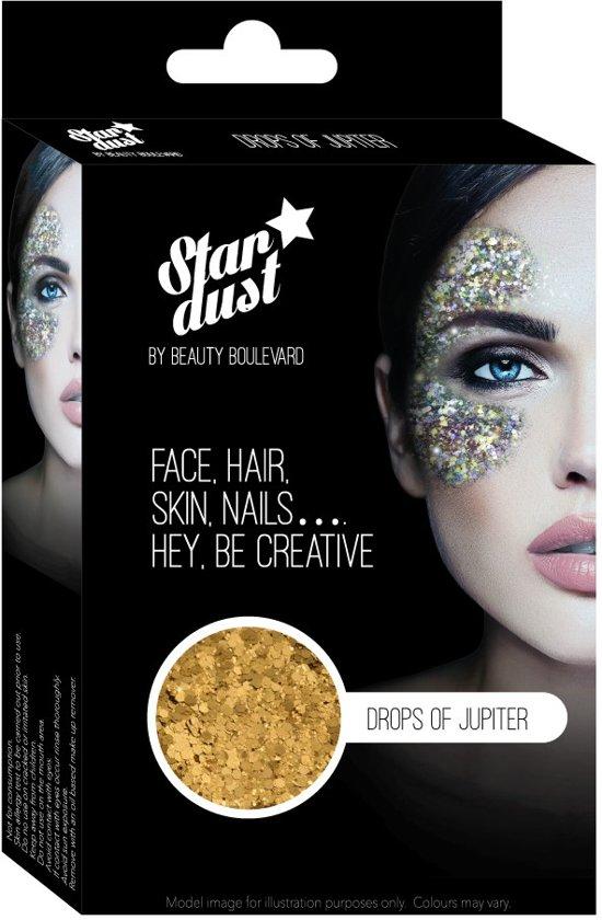 Stardust Festival Glitter -Drops of Jupiter Gold