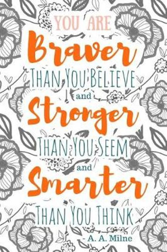 Bolcom You Are Braver Than You Believe And Stronger Than You Seem