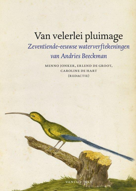 Cover van het boek 'Van velerlei pluimage'