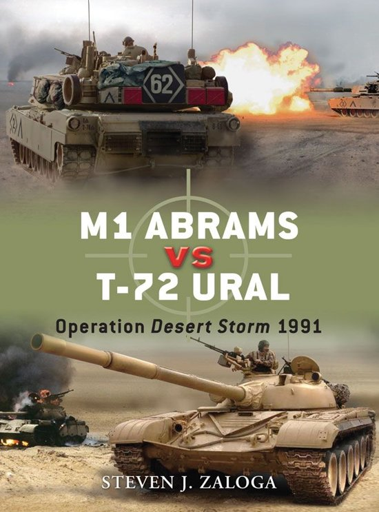 Bol M1 Abrams Vs T 72 Ural Ebook Steven Zaloga