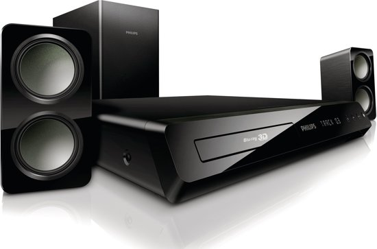 Philips HTB3260 - 2.1 Home cinema set