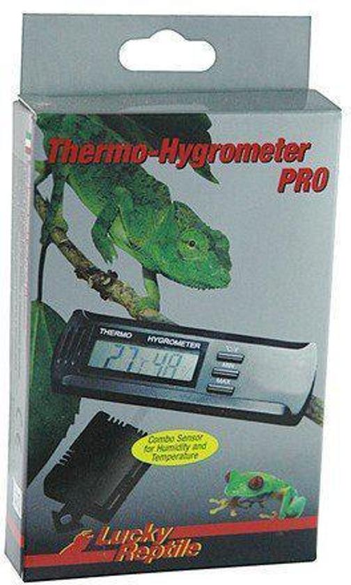 Lucky Reptile Thermometer-Hygrometer PRO Digitaal