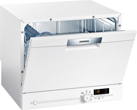 Siemens SK26E221EU - iQ300 - Vrijstaande vaatwasser - Compact