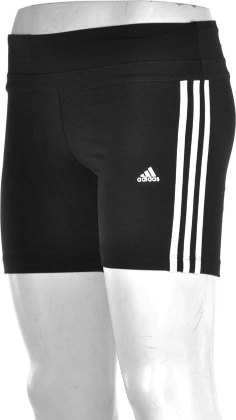 6347a5ea03a adidas Essentials Multifunctional 3 Stripes Tight - Sportbroek - Dames -  Maat XL - Zwart;
