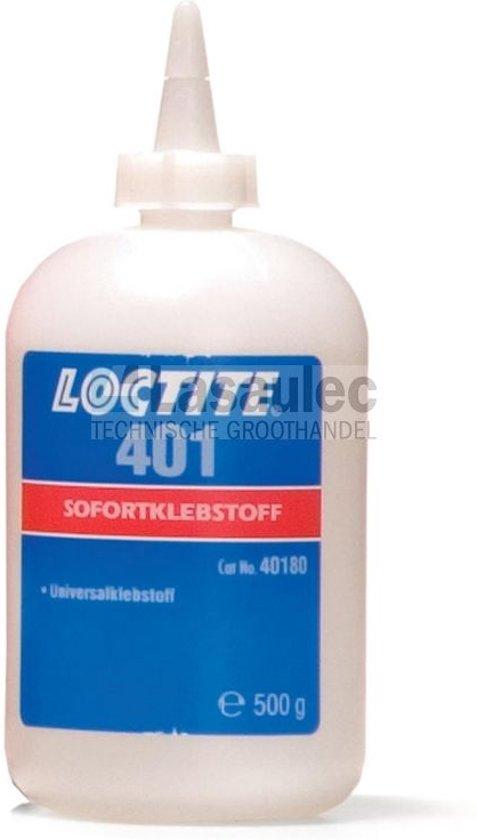 Snellijm Loctite 401 a500gr